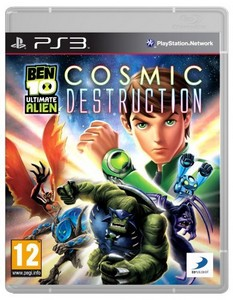 Cosmic Destruction Packshot