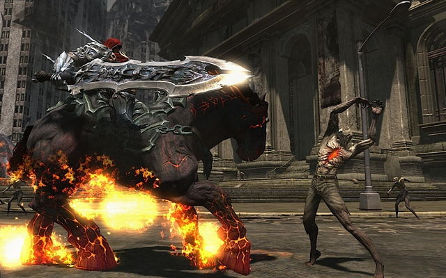 Darksiders, Darksiders for PC,