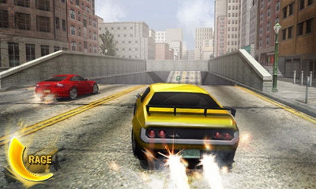 Driver 3D for Nintendo 3DS