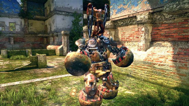 Enslaved Odyssey to the West gameplay screens