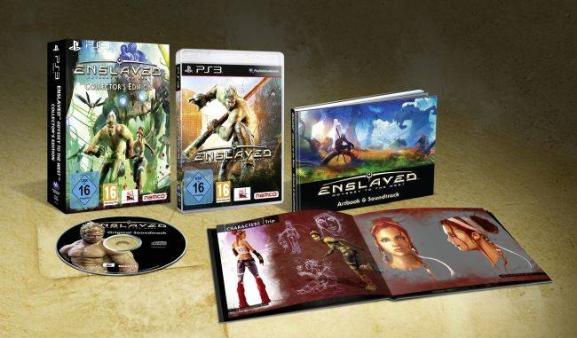 Enslaved Odyssey to the West Collector's Edition screenshot