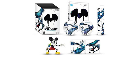 Epic Mickey, Epic Mickey: Collector Edition,