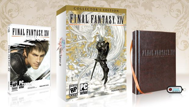 Final Fantasy XIV, Final Fantasy XIV Collector Edition, FFXIV Collector Edition