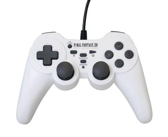 Final Fantasy XIV PC Controller, FFXIV PC Controller