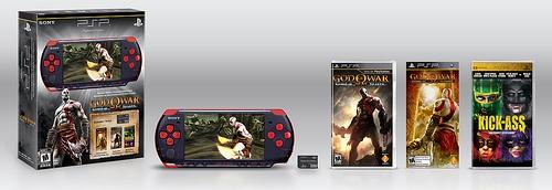 God of War: Ghost of Sparta PSP Bundle