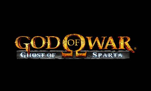 God of War: Ghost of Sparta logo screen
