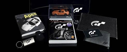 GT5, Gran Turismo 5, GT5 Signature Edition, Gran Turismo 5 Signature Edition