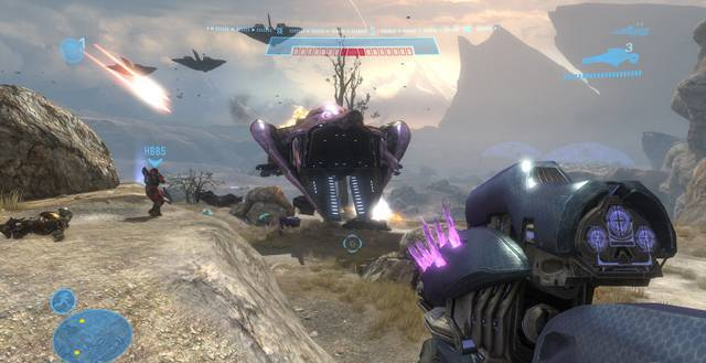 Halo, Halo: Reach, Halo Reach Top UK Chart