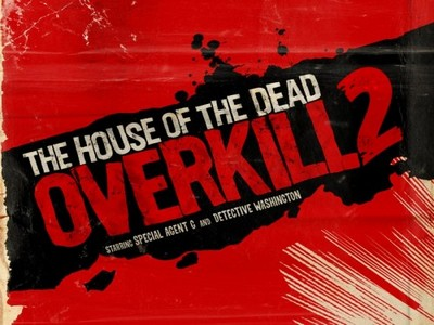 House of Dead The Dead Ocerkill 2
