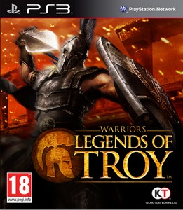 Legend of Troy Packshot