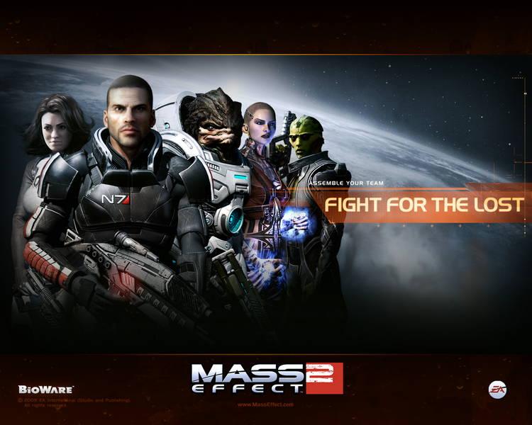 Mass Effect 2 Wallpaper