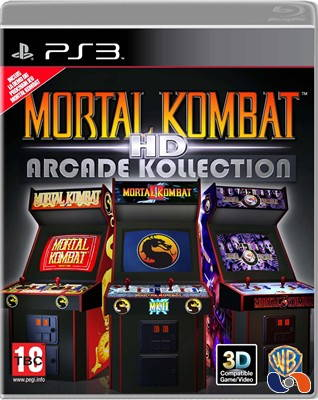 Mortal Kombat HD Arcade, Mortal Kombat HD for PS3