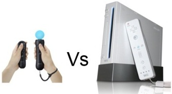 PlayStation Move vs Wiiremote