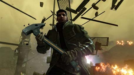 Red Faction Battlegrounds
