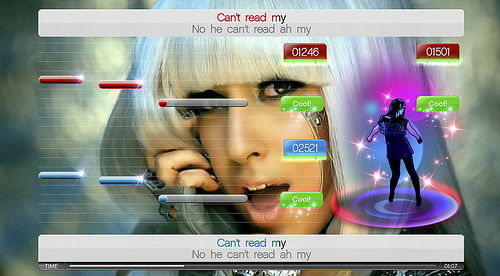 SingStar Dance screenshot