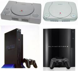 Sony PlayStation Evolution