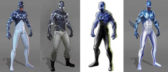 Spider-Man Shattered Dimensions extra costumes