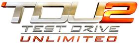Test Drive Unlimited 2 logo