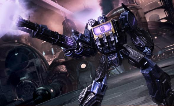 Transformers: War for Cybertron 2
