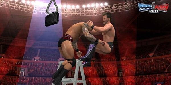 WWE SmackDown vs Raw 2011 screenshot