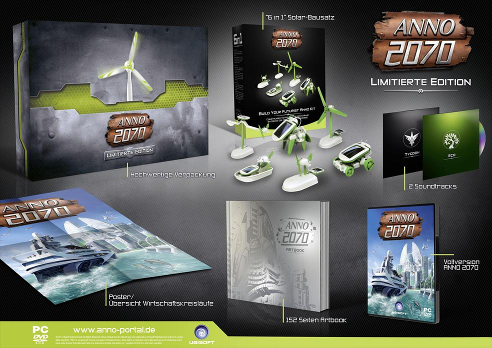 Anno 2070 Limited Edition
