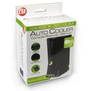 Auto Cooler Console Stand box art