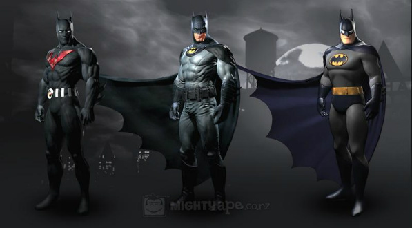 List Of Batman Skins For Arkham City And Ways To Get It