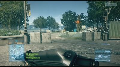 Battlefield 3 Sprint