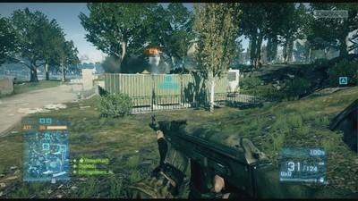 Battlefield 3 Texture