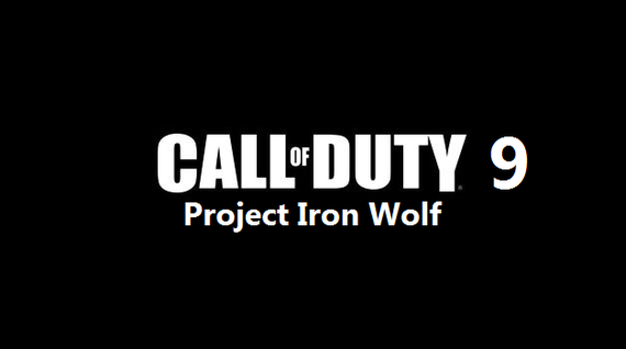 COD 9 Project Iron Wolf