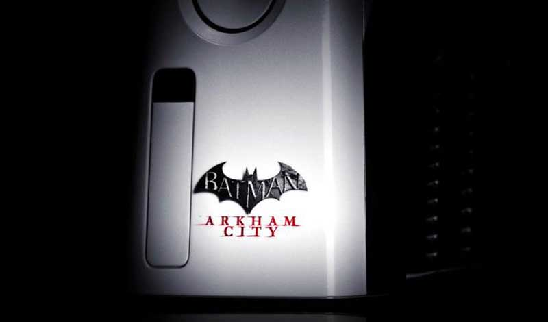 Custom Arkham City Xbox 360