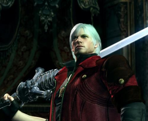 Devil May Cry 4 screen