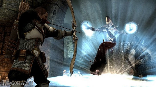 Dragon Age II screen