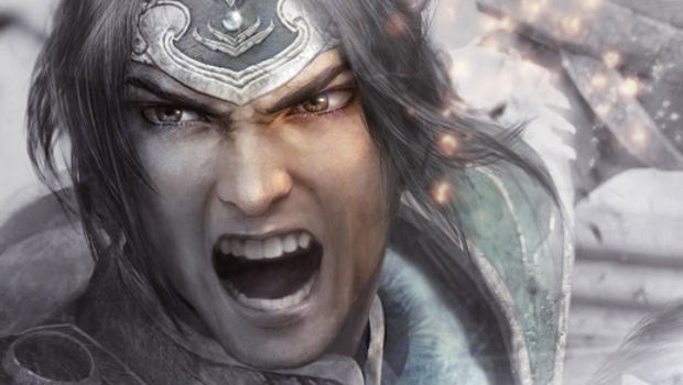 Dynasty Warrior 7 screen