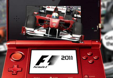 F1 2011 for 3DS