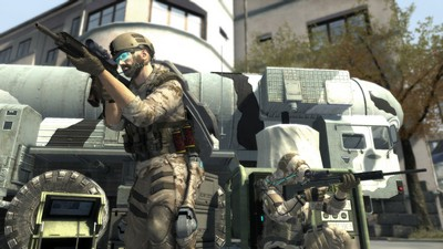 Ghost Recon Online screen