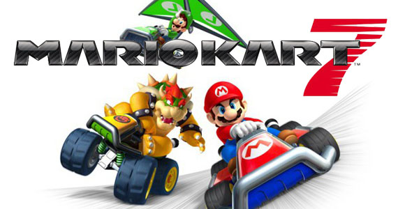 Mario Kart 7 live action TV ad is spectacular