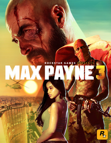 New Max Payne 3 Gameplay Trailer Gamepur