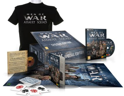 Men Of War special edition