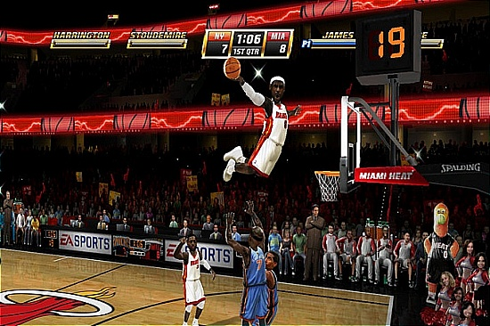 NBA Jam screen