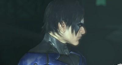 Nightwing Arkham City screen 2