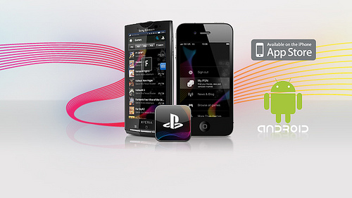 PlayStation App Version 1.05