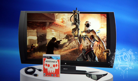 PS3 3DTV bundle