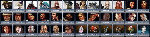 Playstation Avatars