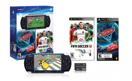 PSP Bundle with FIFA 12