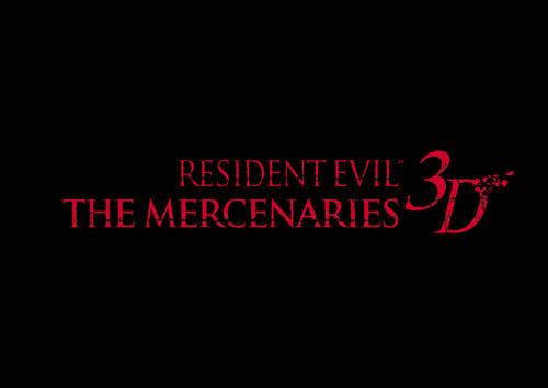 Resident Evil: The Mercenaries logo