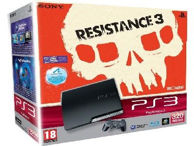 Resistance 3 PS3 bundle