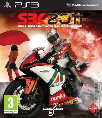 SBK PS3 Box art