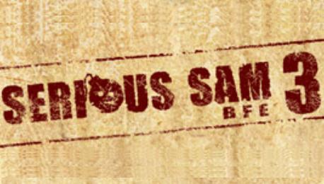 Serious Sam 3 logo