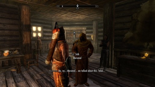 Skyrim Marriage 1